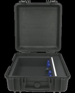 FiberEXplorer SmartBeam OCTO - 4x LC Duplex, single-mode fiber optic distribution, case version