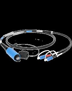 FiberLink SmartBeam DUO to 2x SC single-mode breakout cable