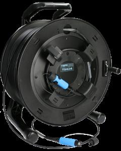 FiberLink SmartBeam OCTO single-mode cable drum