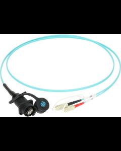 FiberLink SmartBeam DUO to 2x SC multimode installation adapter